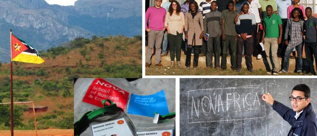 NOVAFRICA – a leap to Mozambique
