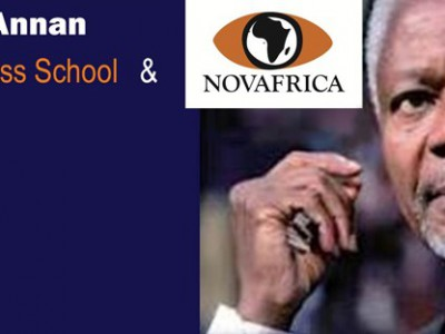 Nova SBE hosts Annual Board Meeting of the Kofi Annan Business School Foundation