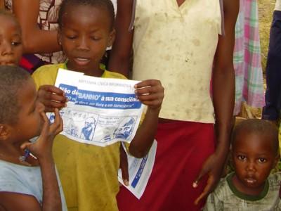 Voter Education in Nigeria, Mozambique and Sao Tome and Principe