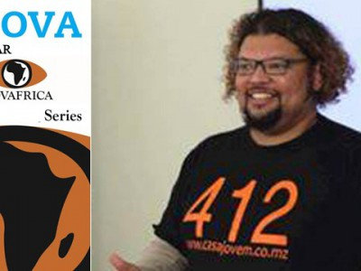 Erik Charas Presents NOVAFRICA Seminar