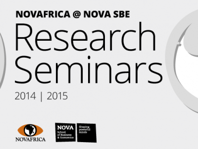 NOVAFRICA @ NOVA SBE Research Seminars 14/15