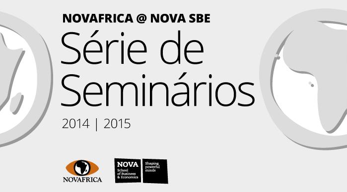 Série de Seminários NOVAFRICA 2014 | 2015