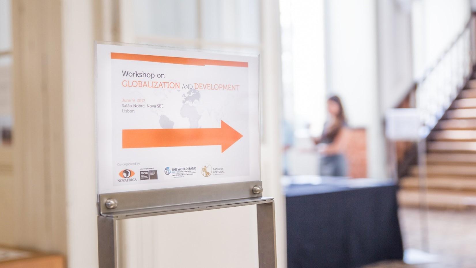 NOVAFRICA » Workshop de Globalização e Desenvolvimento por NOVAFRICA ... c0206ec36a7